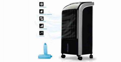 Newteck climatizador evaporativo portátil